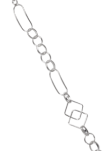 e3968fd342fe Código 1958 Pulsera de plata 950 argollitas